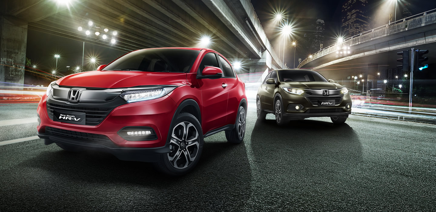 Produk Honda New HR-V Di Dealer Honda Solo