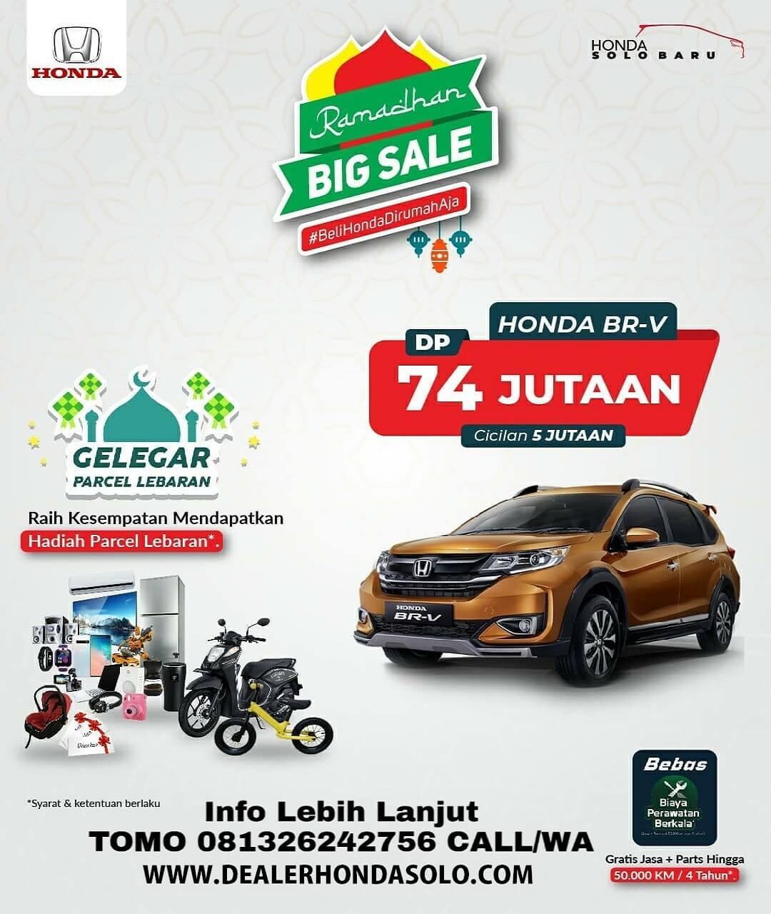 Promo Ramadhan Dealer Honda Solo Baru