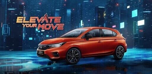 Produk Honda City Hatchback Di Dealer Honda Solo